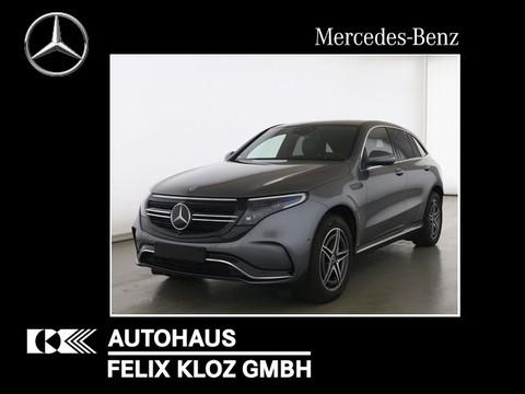 Mercedes-Benz EQC 400 AMG-Line AirBalance