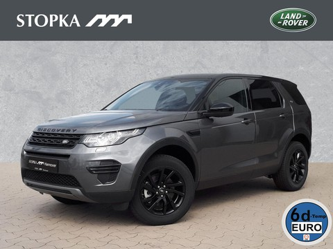 Land Rover Discovery Sport 2.0 TD4 SE BlackEdition 18