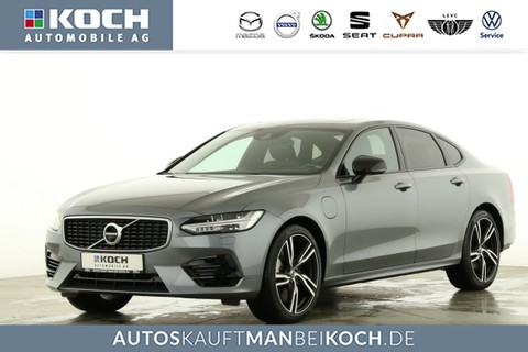 Volvo S90 T8 Twin Engine AWD R-Design High-End