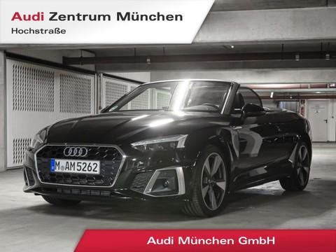 Audi A5 Cabriolet Kontur - & Ambientlichtpaket