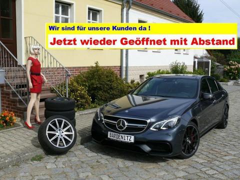 Mercedes-Benz E 63 AMG V-Max S-Modell 4-Matic V-Max