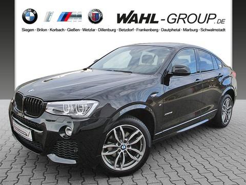 BMW X4 xDrive35i M Sportpaket HiFi