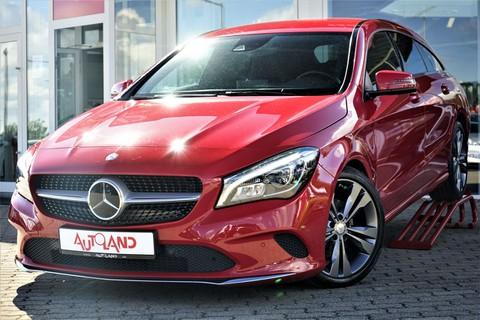 Mercedes-Benz CLA 180 Shooting Brake undefined