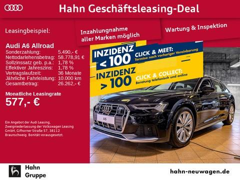 Audi A6 Allroad 45TDI qua HDMatrix Massage