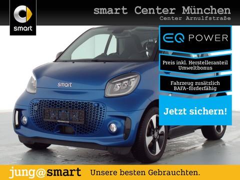 smart ForTwo EQ 60kWed passion