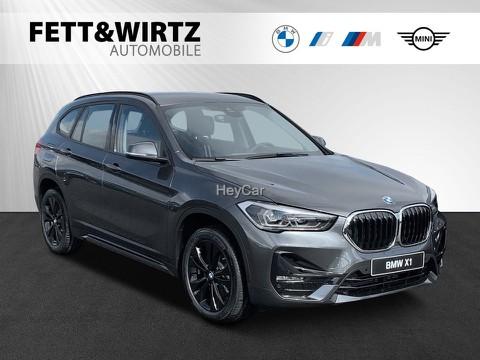 BMW X1 sDrive20i Sport Line Parkass