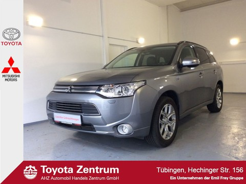 Mitsubishi Plug-in Hybrid Outlander 2.0 Plus