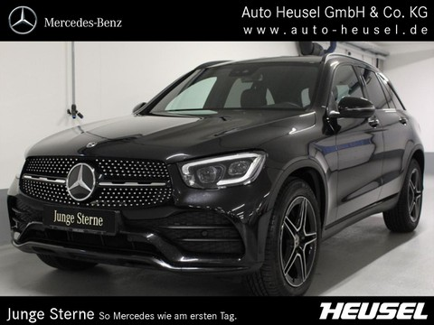 Mercedes-Benz GLC 220 d AMG Night