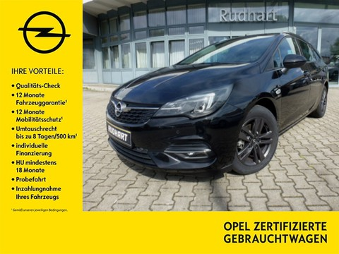 Opel Astra 1.5 D ST