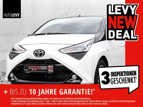 Toyota Aygo x-final Bis zu 10Jahre