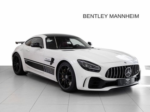 Mercedes-Benz AMG GT R Sitze Sonderangefertigt