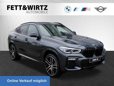 BMW X6 xDrive40d M-Sport Massage H K 22
