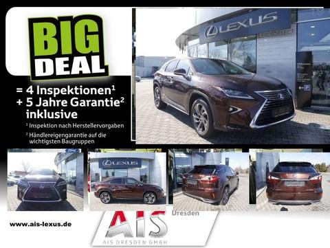 Lexus RX 450 h Luxury Line AWD