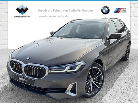 BMW 520 d xDrive Luxury Line HK HiFi