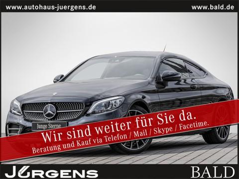 Mercedes-Benz C 300 Coupé AMG-Sport Wide Burm 19