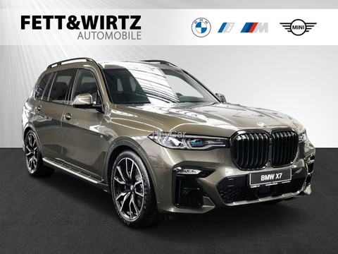 BMW X7 xDrive40d M Sportpaket