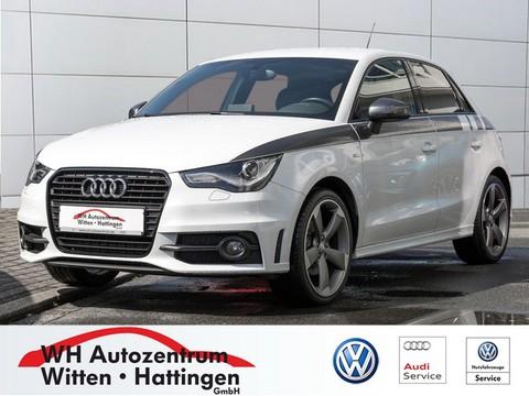 Audi A1 1.4 TFSI Sportback S line