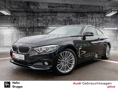 BMW 425 d Coupe