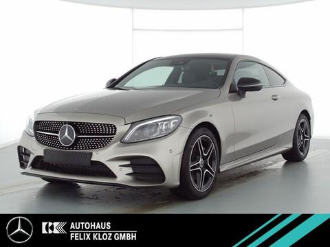 Mercedes-Benz C 200 AMG Night Oano Assistenz