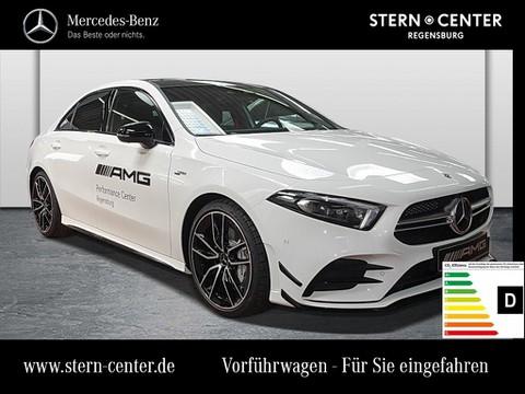 Mercedes-Benz AMG A 35 DESIGNO BURMESTER