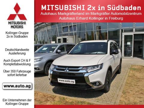 Mitsubishi Outlander 4 WD Black Paket