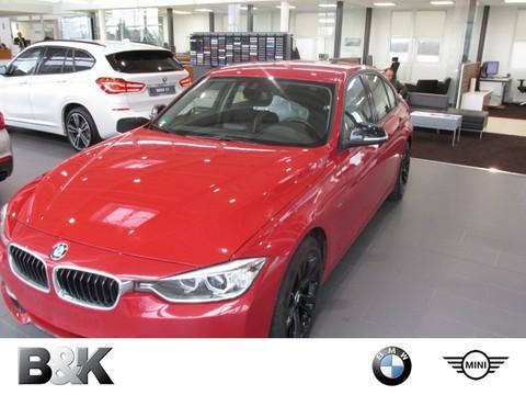 BMW 318 d Limousine Sport Line