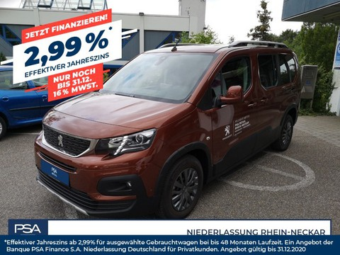 Peugeot Rifter L2 Allure HDI 130 Webasto