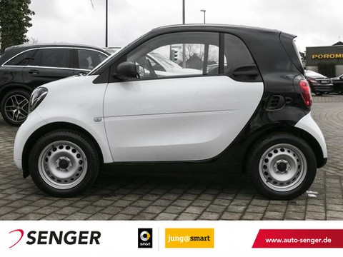 smart ForTwo coupé erst 3513 KM