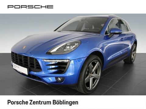Porsche Macan S Diesel SHZVH