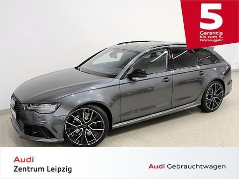Audi RS6 4.0 TFSI quattro Avant performance 280kmh