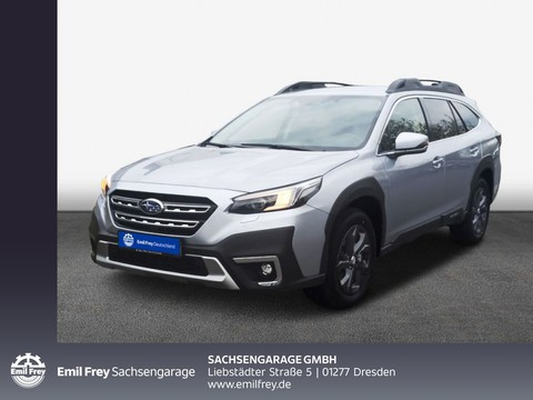 Subaru OUTBACK 2.5 i Lineartronic Active Modell 2021