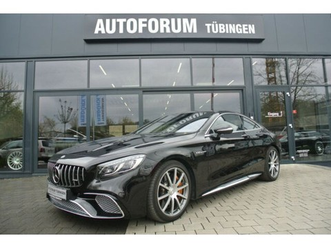 Mercedes S 65 AMG Coupe 2018
