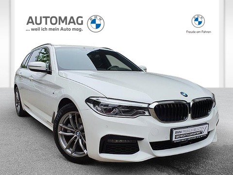 BMW 520 d M-Sportpaket