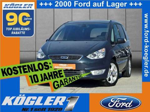 Ford Galaxy 2.0 TDCi Titanium