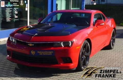 Chevrolet Camaro 6.2 Coupe V8