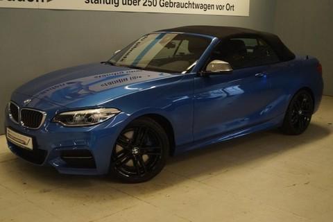 BMW M240i Cabrio Prof el Sitze