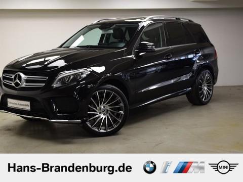 Mercedes GLE 350 d 2xAMG ACP