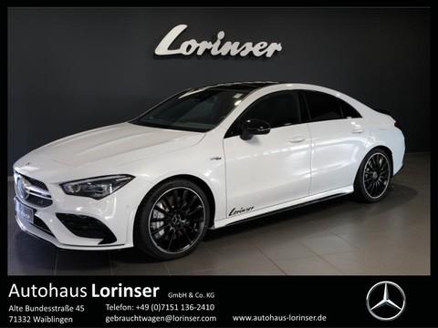 Mercedes-Benz CLA 35 AMG Coupé MBUX AERO-PAKET