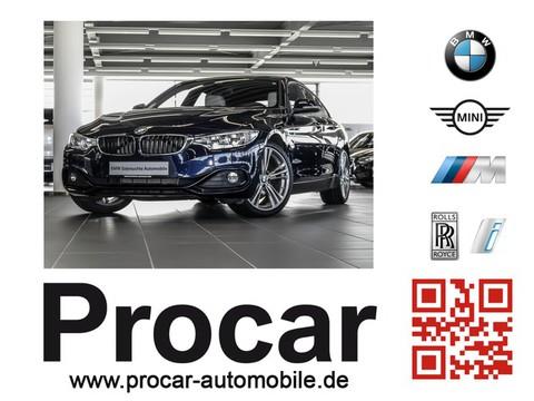 BMW 425 d Gran Coupe Sport Line Glsd 19
