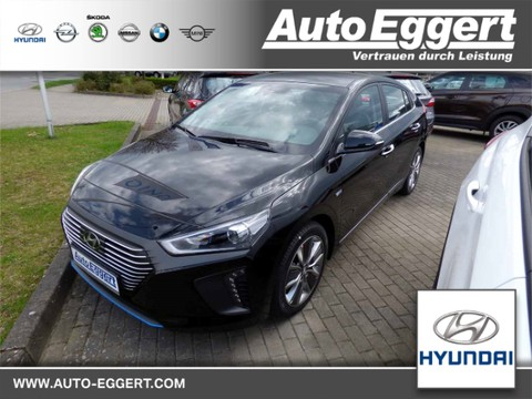 Hyundai IONIQ Premium Hybrid 1