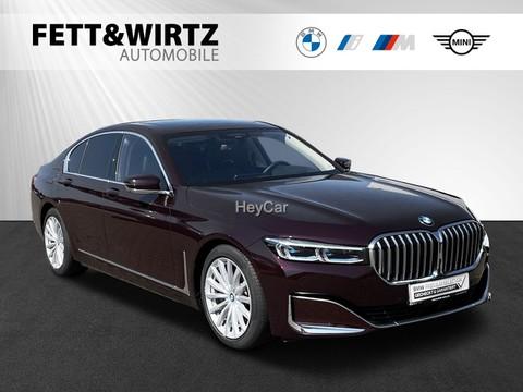 BMW 745 7.9 e UPE 1300 - Massage B&W