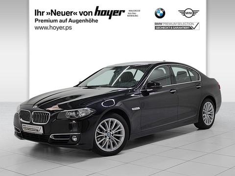 BMW 525 d Limousine Luxury Line HiFi GSD