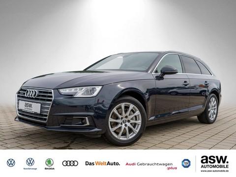 Audi A4 2.0 TDI quattro Avant sport
