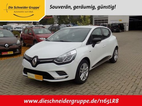 Renault Clio ENERGY TCe 90 Limited 2018 Audiosystem R&GO