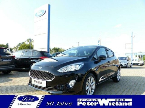 Ford Fiesta 1.0 S&S COOL & CONNECT DESIGN-PAKET