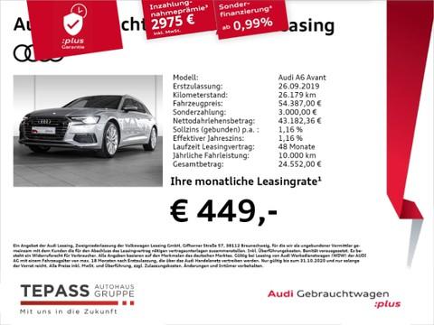 Audi A6 Avant 45 TDI design quattro