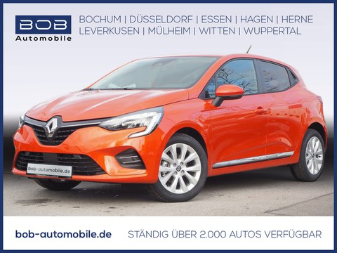 Renault Clio EXPERIENCE Deluxe TCe 90 Allwe