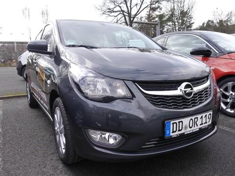 Opel Karl 1.0 Excite Kurvenl