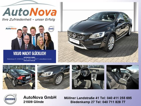 Volvo S60 Cross Country D4 Momentum