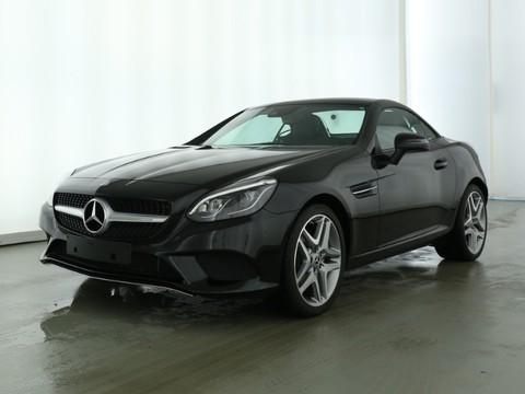 Mercedes SLC 180 ALU18